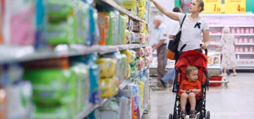 Яжмамки с колясками гуляют по магазину и мешают другим покупателям. Это невоспитанность или откровенное хамство?