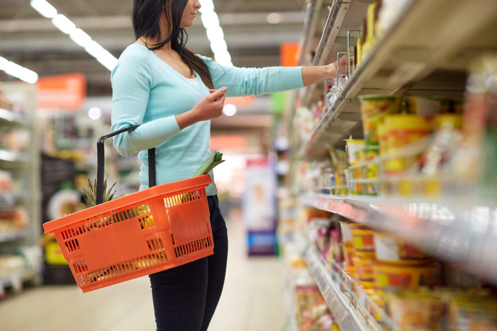 Неторопливые покупатели в магазинах. Вас они тоже раздражают?